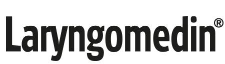 Laryngomedin Logo